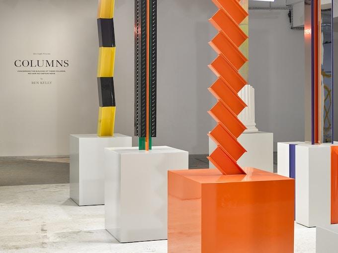 Columns by Ben Kelly