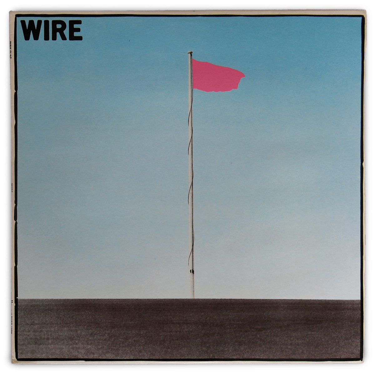 A vinyl record by Wire