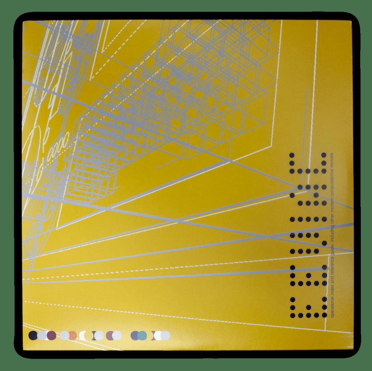 A vinyl record by Man or Astroman