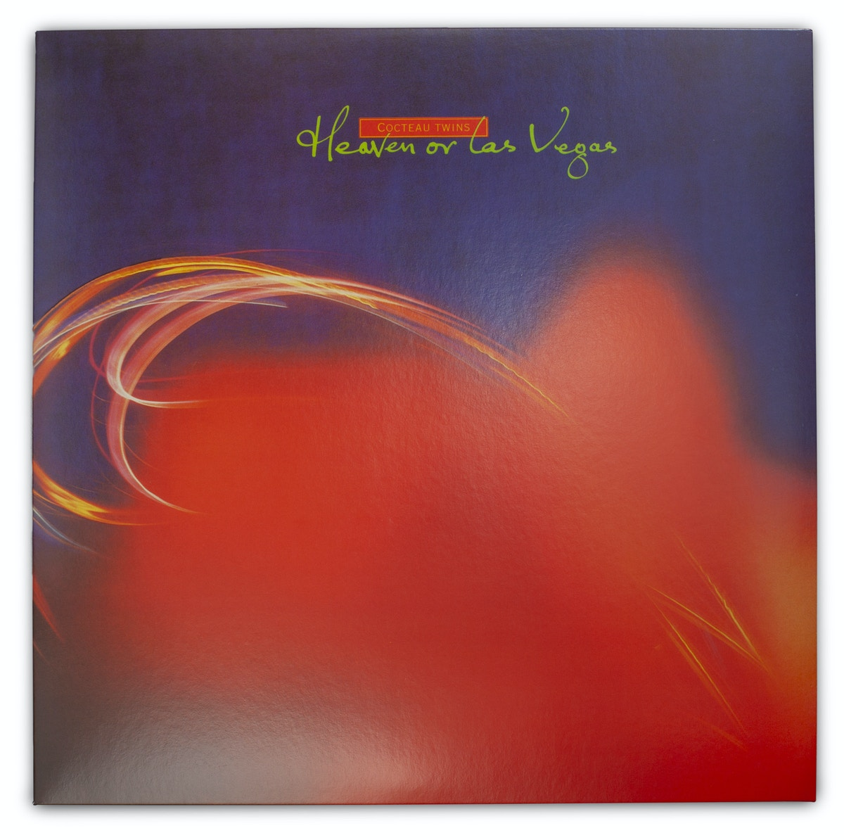 A vinyl record by The Cocteau Twins