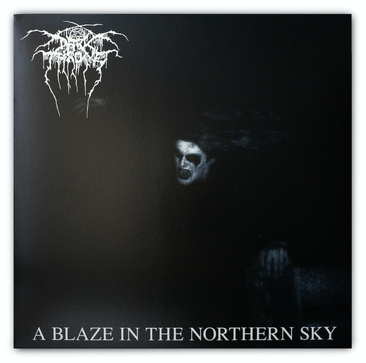 A vinyl record by Dark Throne