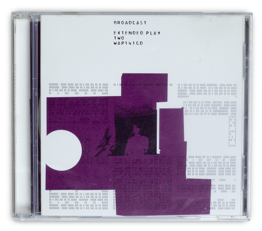 A CD by Broadcast